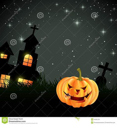 halloween themes vector beautiful halloween theme stock photo image 34265730