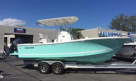 boat trader regulator 24 center console new and used boats for sale