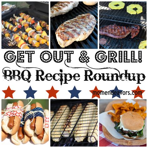 grilling ideas recipes roundup