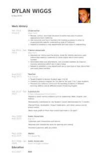 underwriter resume sles visualcv resume sles database