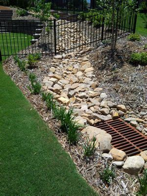 backyard drainage solutions best 25 erosion ideas on garden
