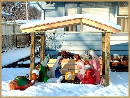 how to build a nativity stable christmas traditions and