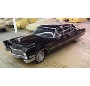 Buy Used 1968 Cadillac Fleetwood 75 Imperial Limousine In