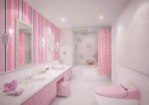 Spa Themed Bathroom Ideas - hello kitty princess room in lotte hotel jeju