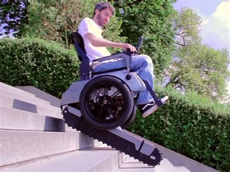 Stair Climbing Chair Electric Stair Climbing Wheelchair Business Insider
