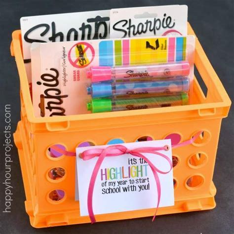 10 back to school gifts teachers really need 25 printables for appreciation week that are