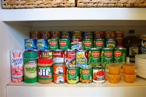 Kitchen Storage For Canned Goods by Organize Your Kitchen
