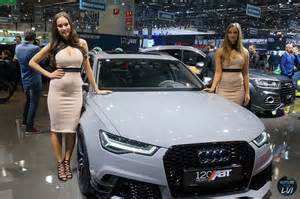hotesse salon auto geneve 2016 preparateur