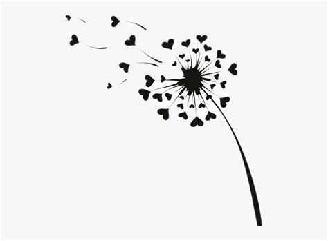 picsart  printables dandelion stencils templates
