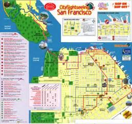 Big Bus San Francisco Map by Alfa Img Showing Gt San Francisco Trolley Hop Map