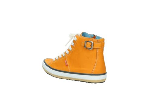 Sepatu Biker Orange Waterproof wolky shoes 01225 biker orange leather order now wolky collection wolkyshop