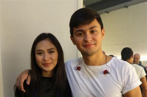 abs cbn entertainment news youtube matteo asked does sarah get jealous of kim abs cbn news