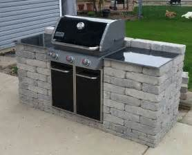 backyard bbq grill best 25 outdoor barbeque area ideas on
