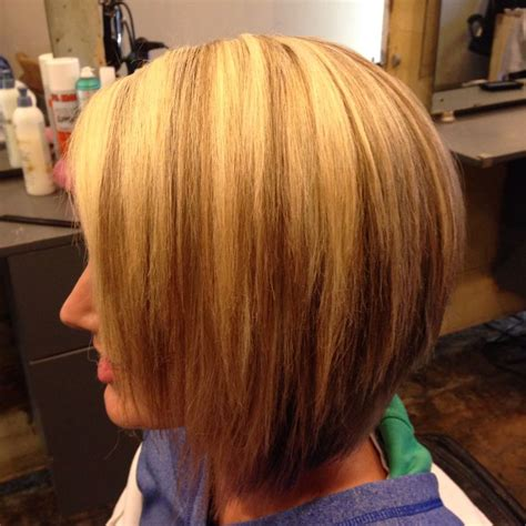 bob hair styles with low lights bob haircut with highlights and lowlights hair styles