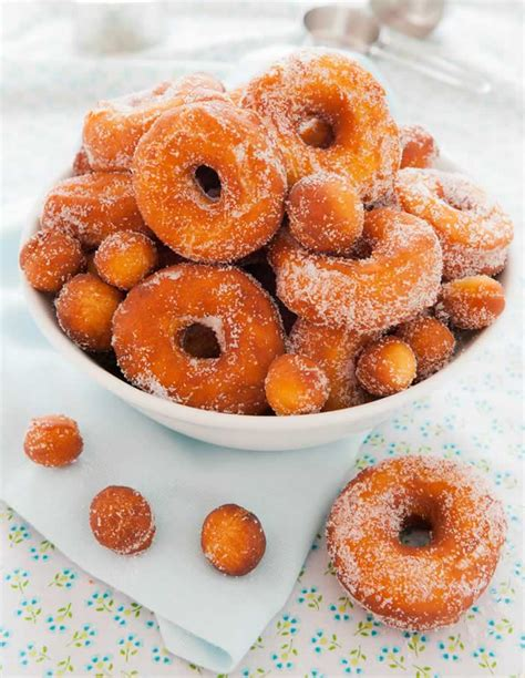 rührteig kuchen rezept cake donuts ohne hefeteig usa kulinarisch