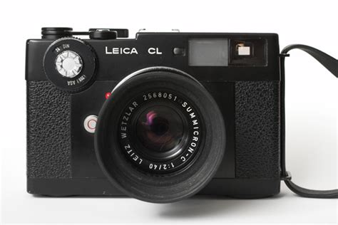 leica cl leica cl the volkskamera