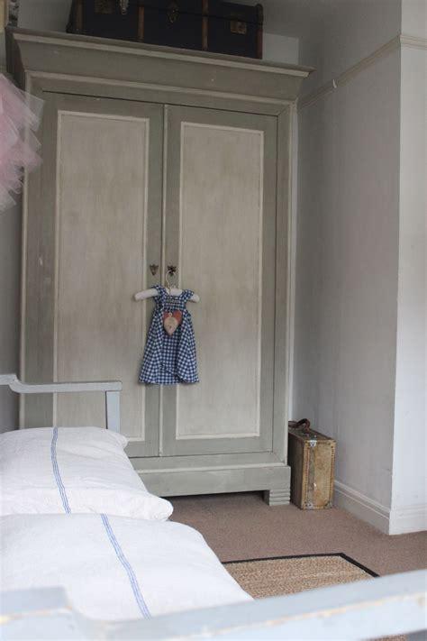 guardarropa en frances shabby chic wardrobe in the nursery from france ideas