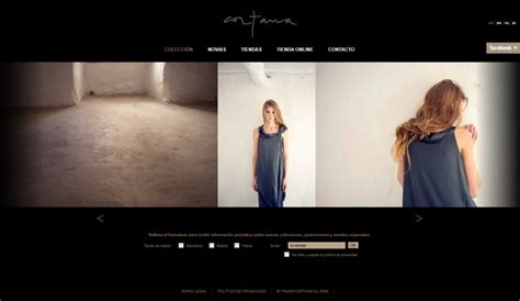 design clothes website creative ideas to create website design couture fashion