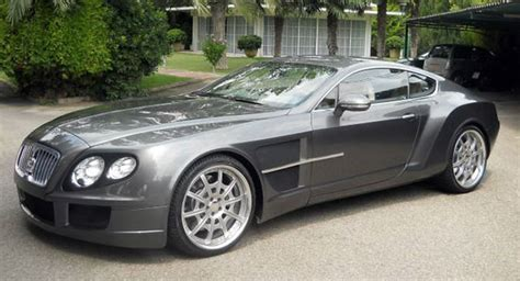 bentley ghost coupe rolls royce phantom one off prototype is an aston flavored
