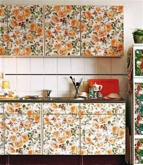 removable wallpaper for kitchen cabinet for the home