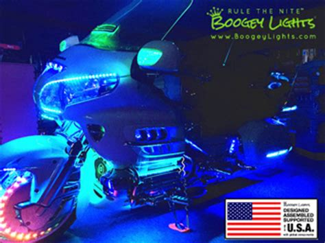 honda goldwing led lights motorcycle led lights for honda gold wings light up your
