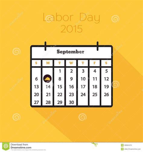 Calendar When Is Labor Day September 2015 Calendar When Was Labor Day Calendar
