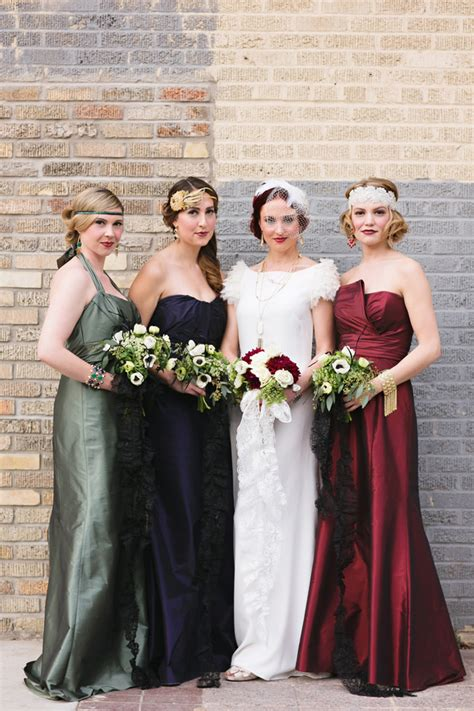 roaring 20s wedding