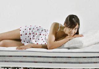 postura corretta a letto la postura a letto