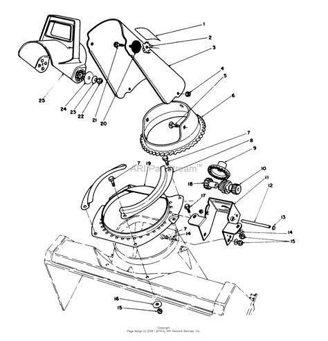toro ccr 2000 parts diagram toro 38180 ccr 2000 snowthrower 1994 sn 4900001 4999999