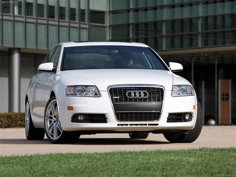 2008 Audi A6 2008 audi a6 4 2 fsi quattro specifications and technical data