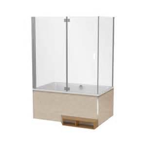 baignoire bain compact capsule jacob delafon
