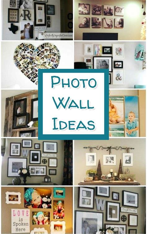hanging family pictures in living room best 25 family wall photos ideas on photo