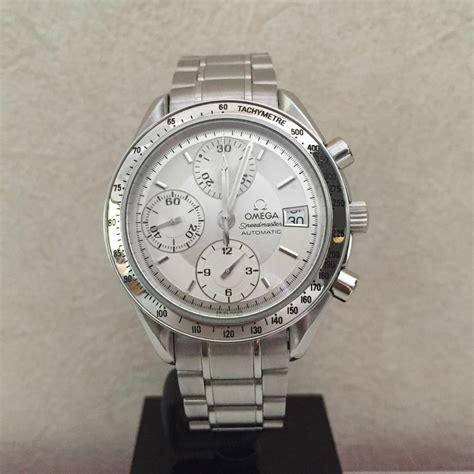 Jam Tangan Diesel Four Time Chronograph Silver jual beli tukar tambah service jam tangan mewah arloji original buy sell trade in service