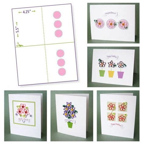 quilling template paper quilling template free printables