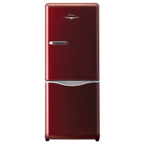 daewoo rn173nr retro style free fridge freezer