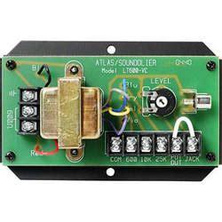 atlas sound lt vc phone   matching transformer lt vc