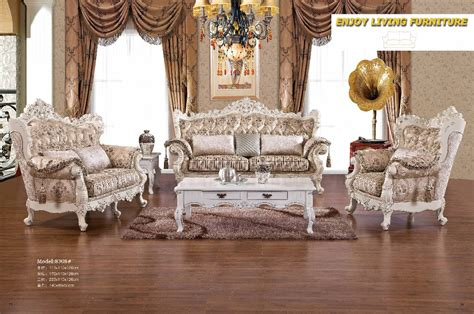 2016 Beanbag Chaise Set Baroque Furniture Living Room European Style Living Room Furniture
