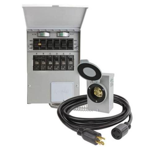 reliance controls 30 250 volt 7500 watt non fuse 6