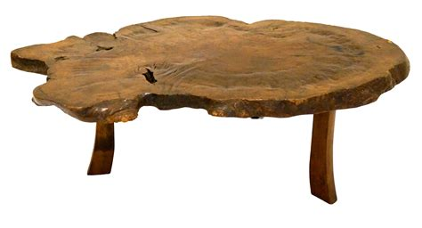 Antique Wooden Desk Chair Antique Japanese Exotic Wood Slice Live Edge Table Chairish