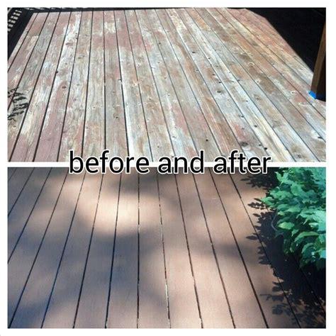deck     rustoleum restore