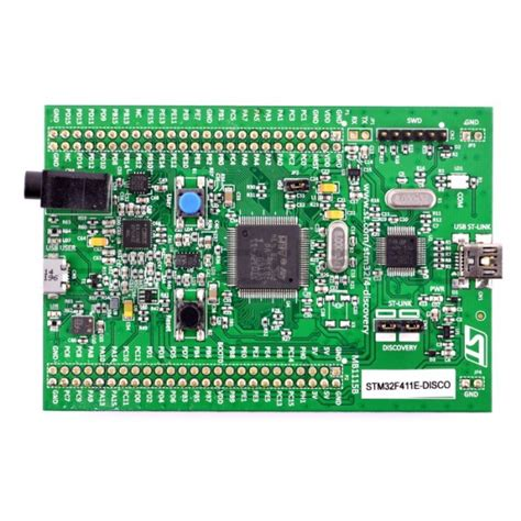Stm32f411e Discovery Board stm32f411vet6 microcontroller discovery