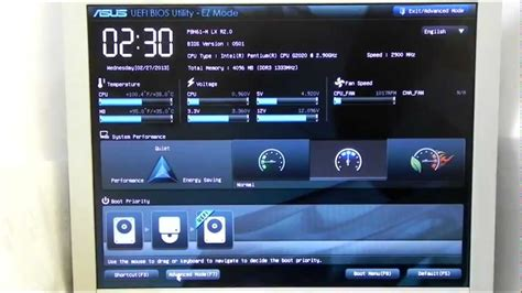 Asus H61m D By Ardy Komputer linux boot on asus p8h61 m lx r2 0 series motherboard asus