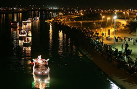 tempe boat parade tempe tourism tempe calendar of events