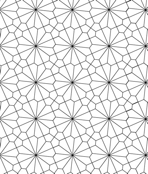 color pattern templates free tessellations coloring pages coloring home