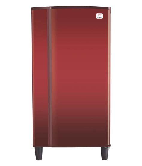Godrej Fridge Door by Godrej 185 Ltr Rd Edge 185 E1 4 2 Single Door Refrigerator