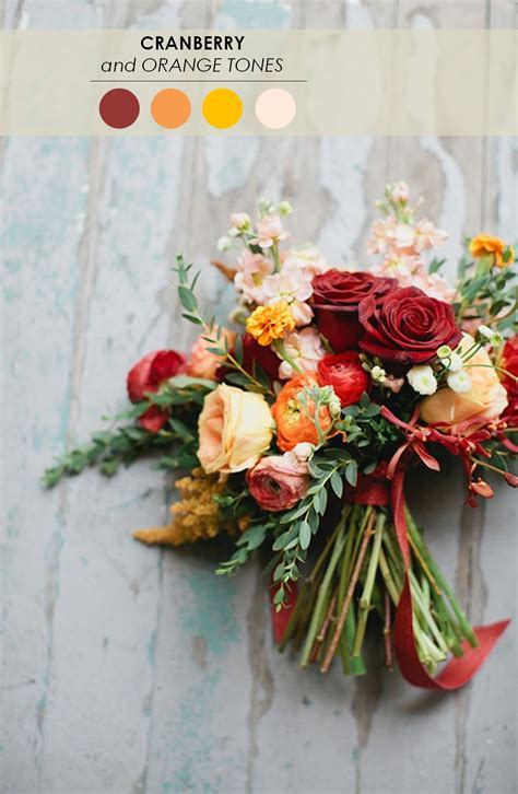 18 fall wedding color palettes the ultimate guide the palette
