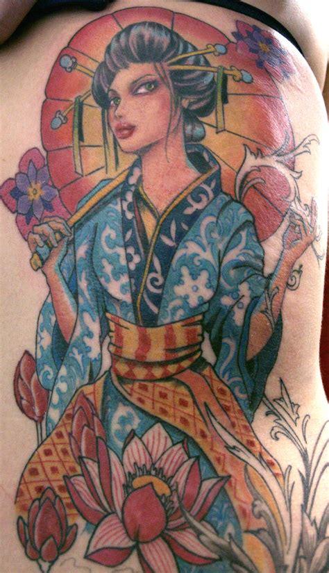 geisha tattoo artists geisha tattoo 10 by mojoncio on deviantart