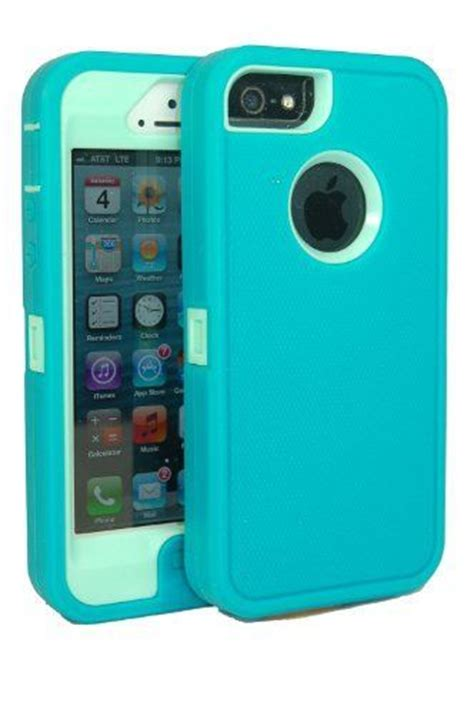 Iphone Casing Pink Polar Blue Otter iphone 5 armor teal on baby blue teal comparable to otterbox defender series bonus