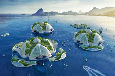 Bill Marsilii And High Concept by L Aequorea De Vincent Callebaut Une Ville Flottante