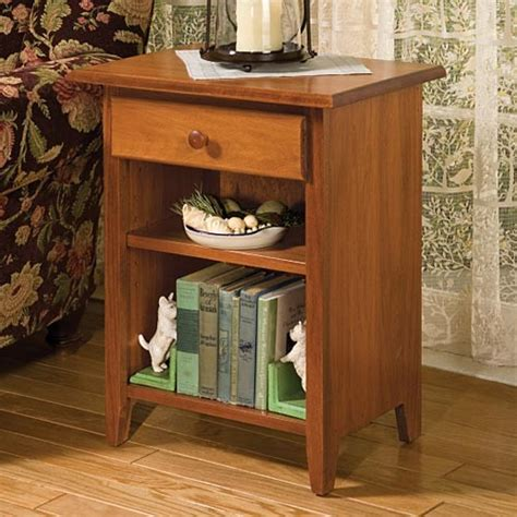 bookcase end table sturbridge yankee workshop